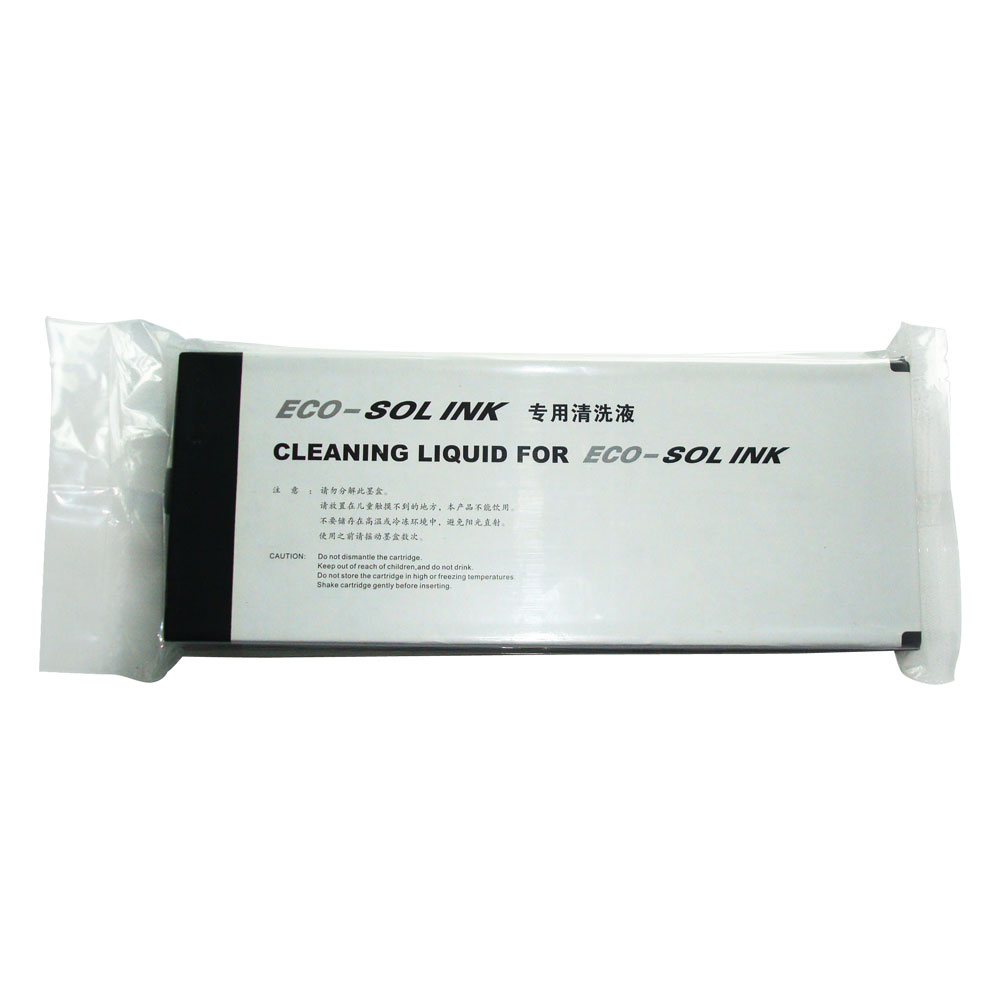 Compatible ECO Ink Cleaning Solution(Cartridge)