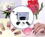 Flower and Nail Art Printer