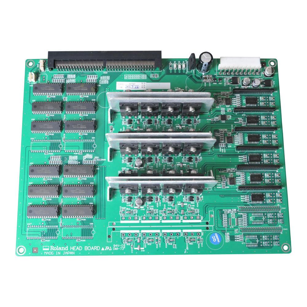 Generic Roland SJ-540 / SJ-740 / FJ-540 / FJ-740 Head Board for 6 Heads - W811904020