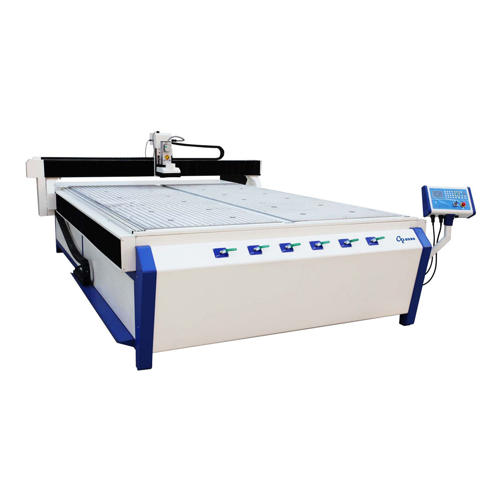 "51"" x 98"" 1325 High Precision CNC Router, with 4.5KW Italy Spindle and Vacuum System"