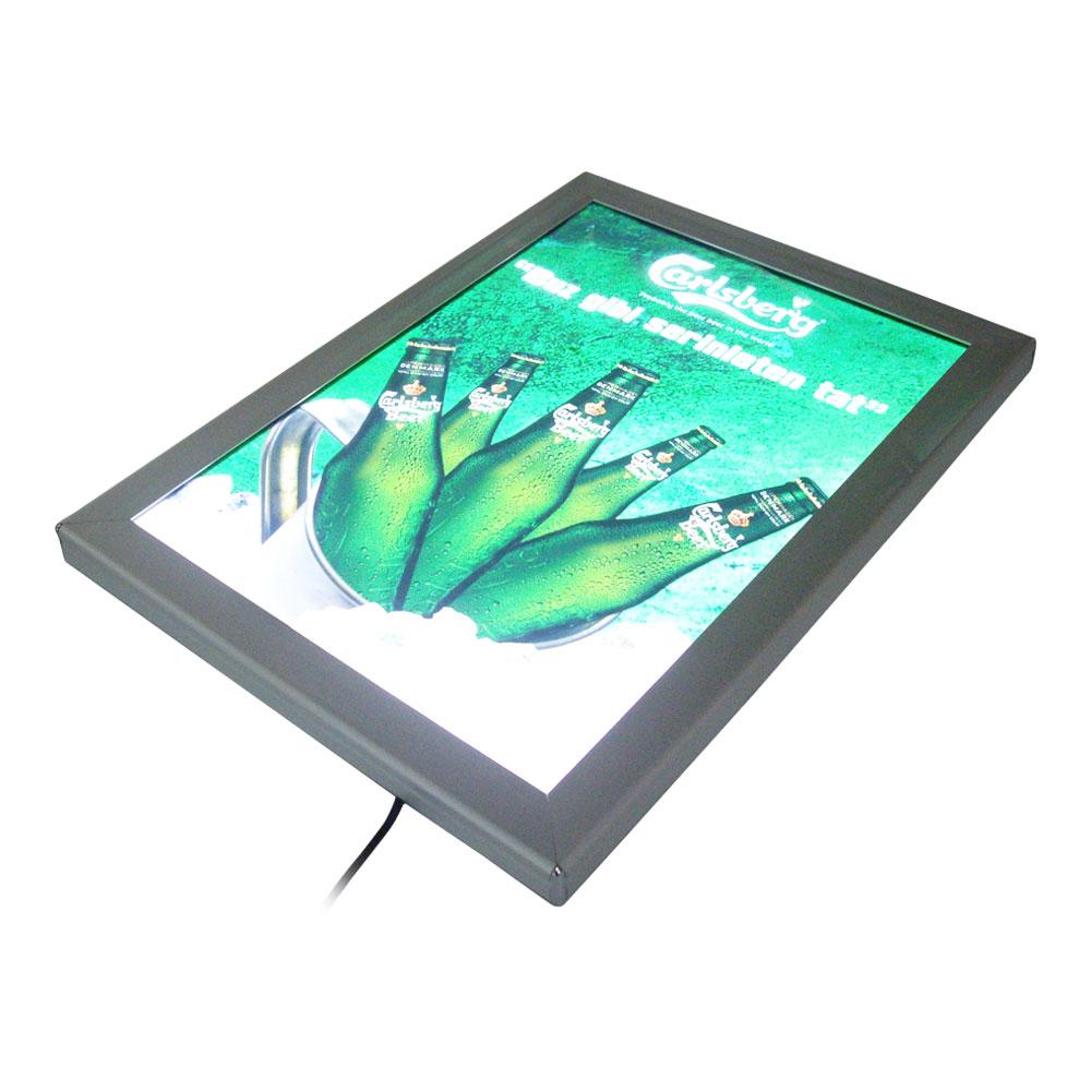 "A4 (11.7"" x 8.3"") Round Corner LED Slim Light Box (Without Printing)"