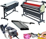 Laminator and Finishing Equipment
