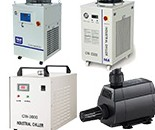 Water Pump and Water Chiller