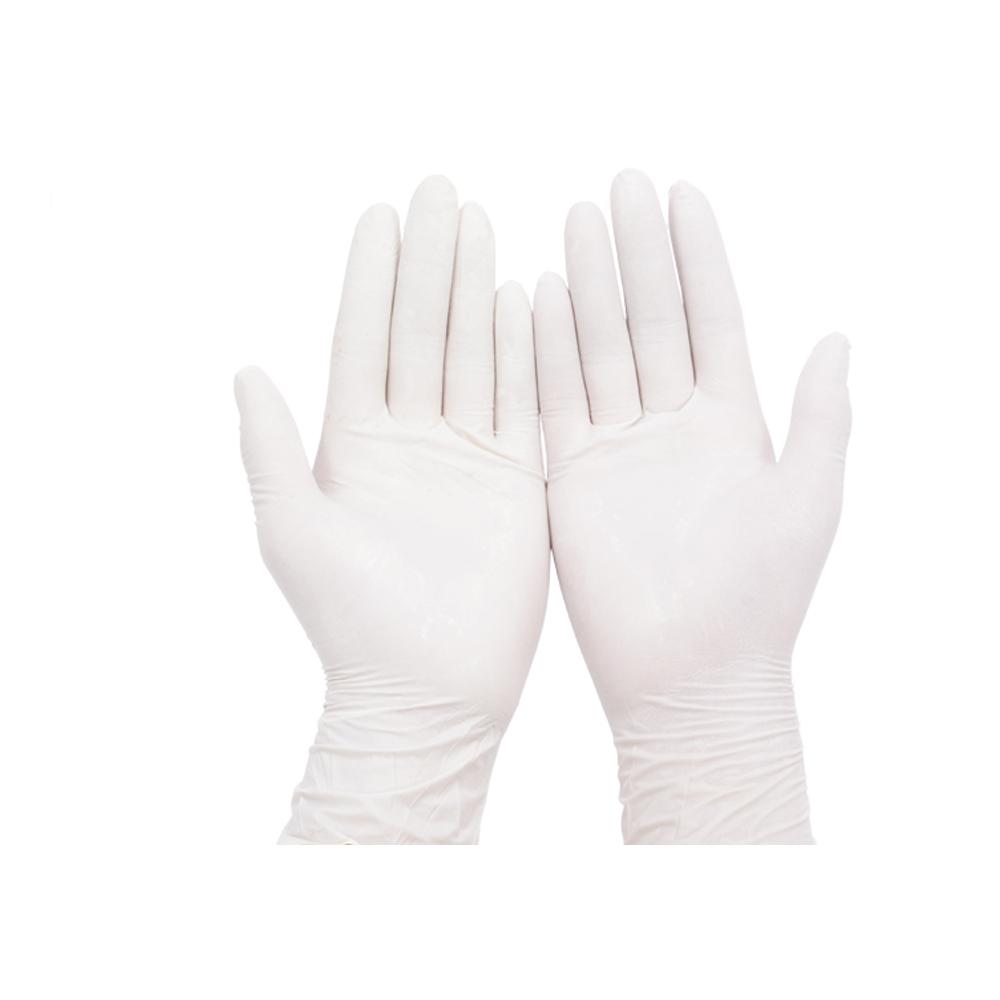One-time Latex Glove,L