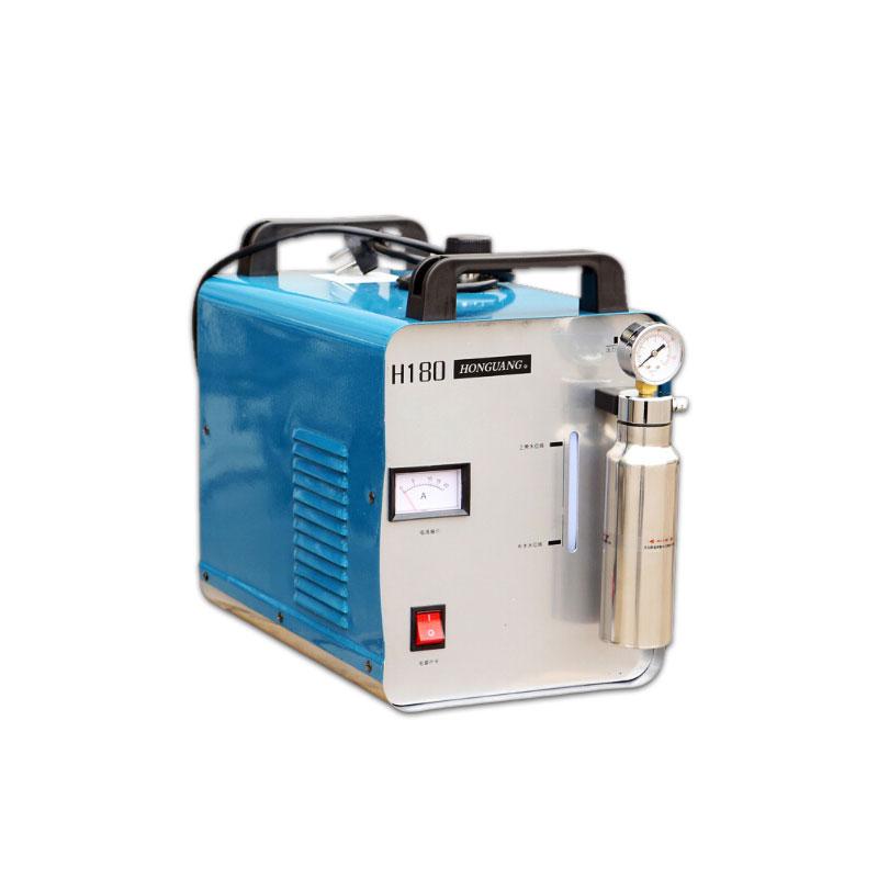 Ving 300W 95L Portable Acrylic Polishing Machine, Oxygen Hydrogen Flame Generator 1 Gas Torch free, 110V