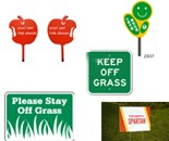 Lawn Care Signs