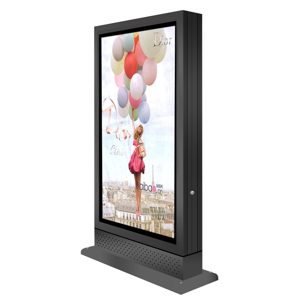 """Double Sides Scrolling Light Box 39.4""""×78.7"""" (1000×2000)"""