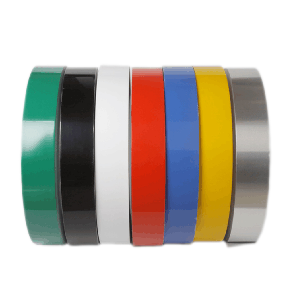 """30mm (1.2"""") x 100m (328ft) Roll Aluminum Tape (Flat Coil without Folded Edge, 2 Rolls / pack) for Channel Letter Sign Fabrication Making"""