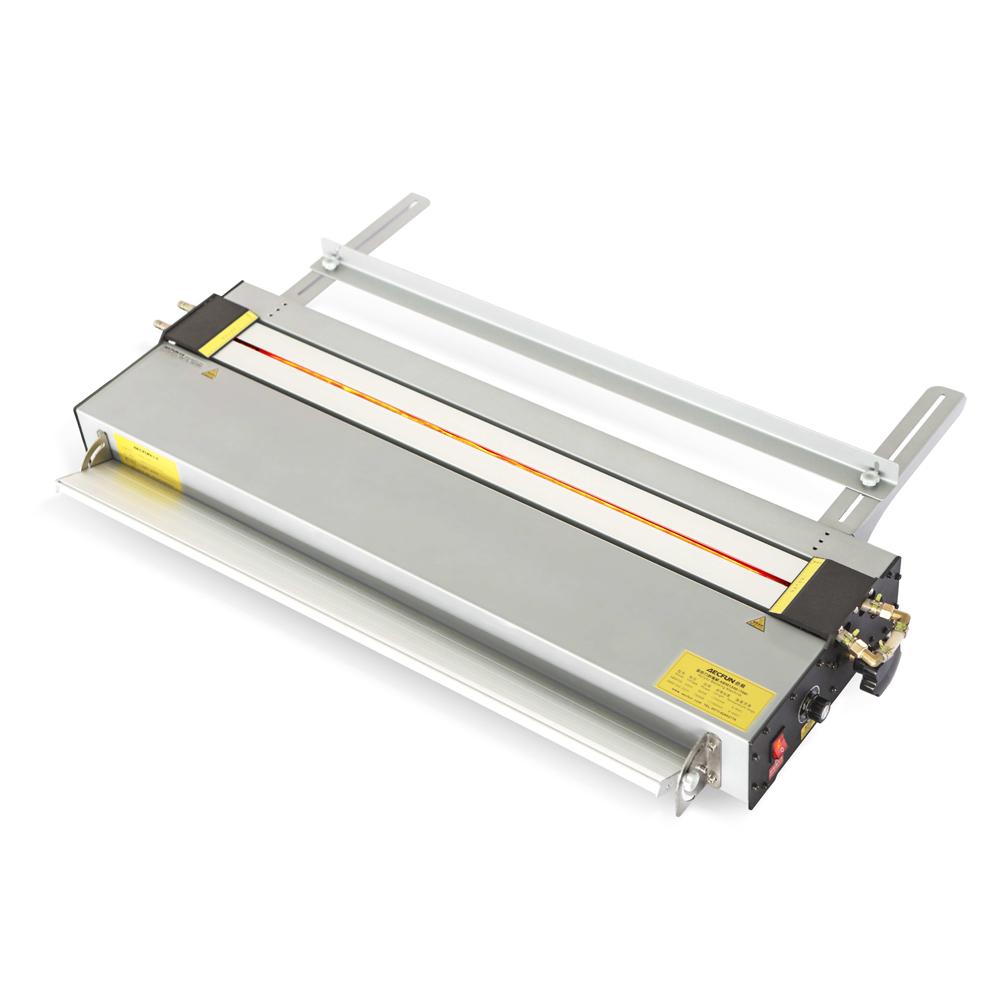 "US Stock, CALCA 52""(1300mm) Upgraded Acrylic Lightbox Plastic PVC Bending Machine, AC 220V"