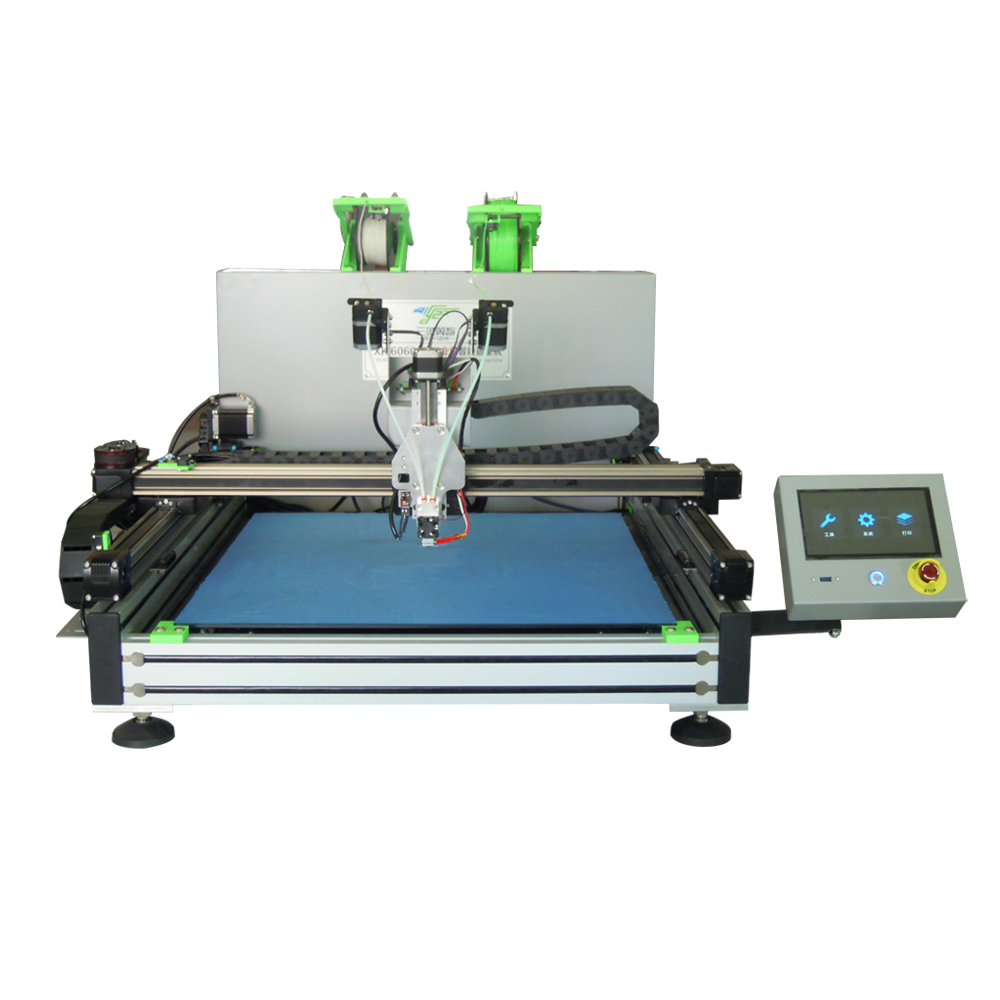 Industrial Automatic Color Changing Shell Channel Letter 3d Printer Gongzheng 3212 Circuit Board Printing Machine View Print Head 433200