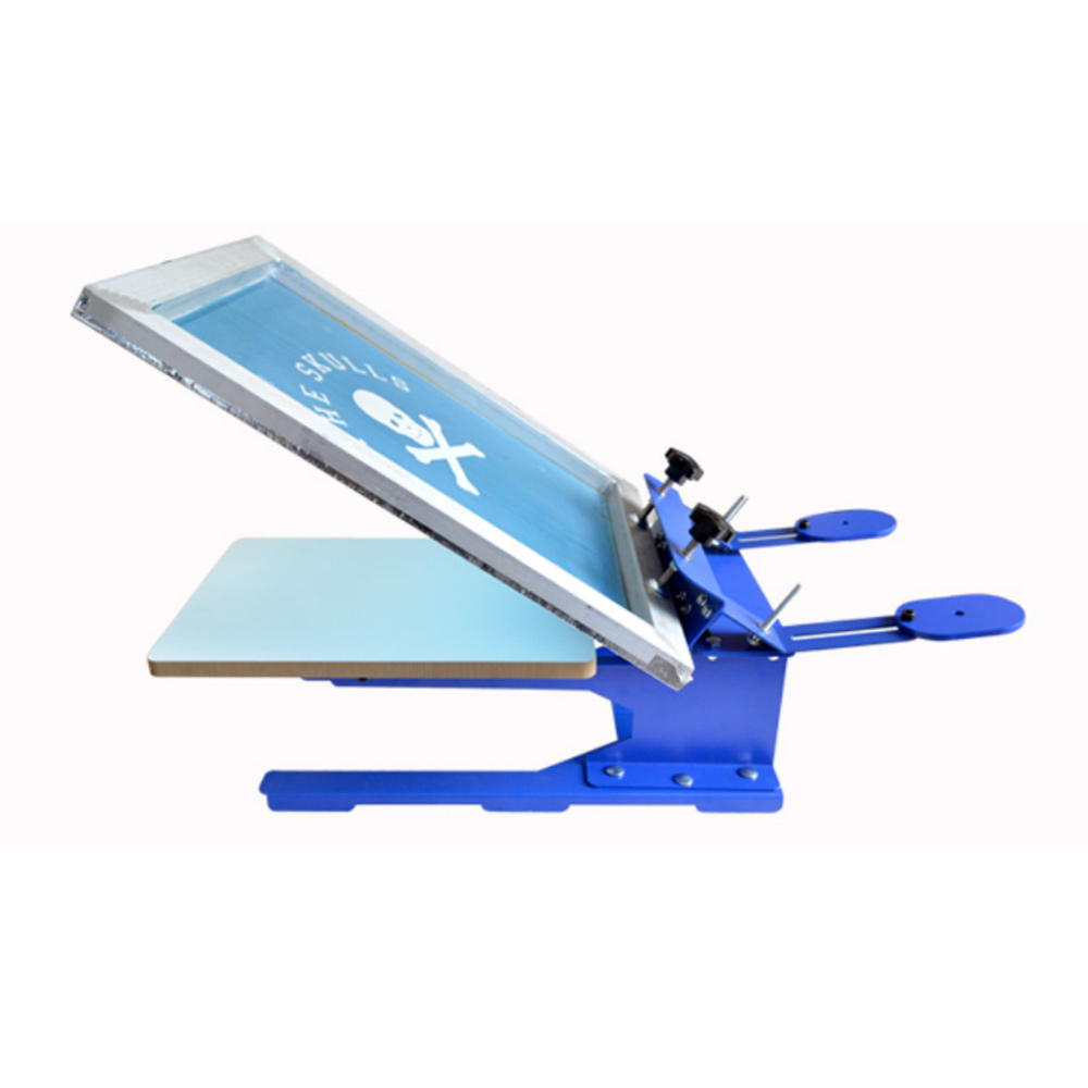 Manual Special Screen Printing Press for Bags