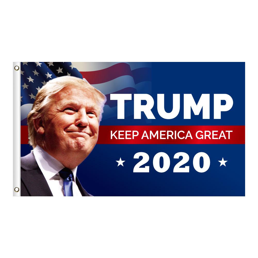 3x5 Feet/' Keep America Great /' Trump Flag Durable 2020 Presidential Election