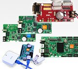 LED Display Controller & Parts