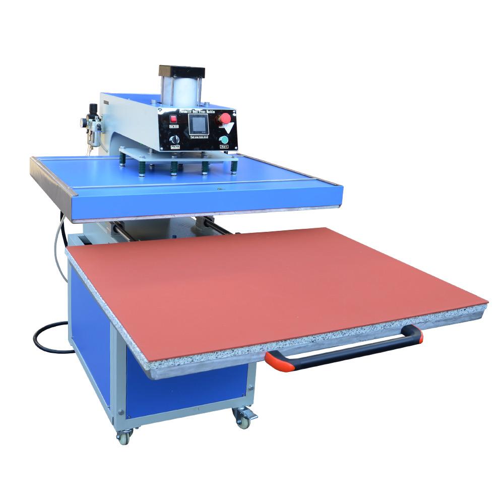 "CALCA 31"" x 39"" Pneumatic Drawer-Type Large Format Heat Press"