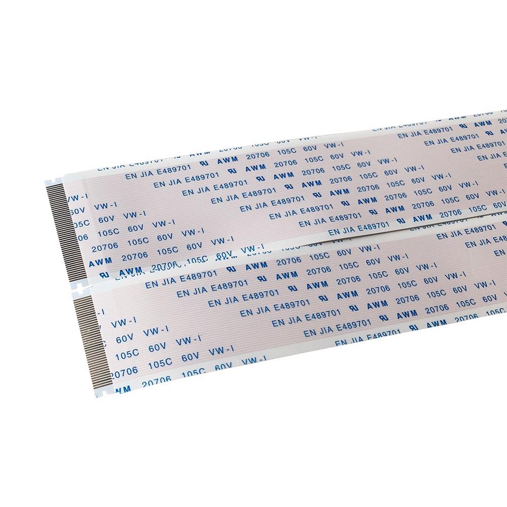 Generic XAAR 1201 Printhead Cable, 2pcs/set (40pin&50pin,300mm)