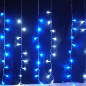 (3M, 30)LED Curtain Light