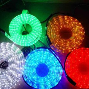 (90M)2 Wire LED Standard Rope Light