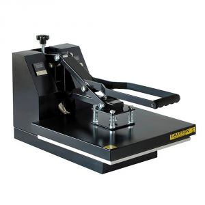 "15"" x 15"" Manual Heat Press Machine with Four Spring Legs"