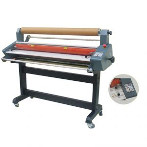 "43"" Simple Double Sides Hot Laminator"