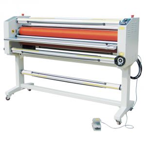 "43"" Stand Frame Full-auto Single Side Hot Laminator"