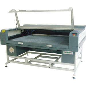 "63"" x 39"" (1600mm x 1000mm) Double Heads Automobile Interior Decoration Laser Cutter Machine"