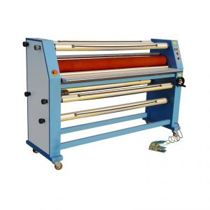 "63"" Cabinet Frame Full-auto Wide Format Cold Laminating Machine"