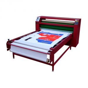 "66.9"" Large Format Heat Transfer Machine Separation Style 1700(1700mm Oil-warming Blanket Machine)"