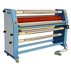 "67"" Cabinet Frame Full-auto Electric Wide Format Cold Laminating Machine"
