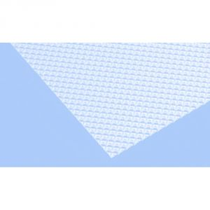 Acrylic Square Pattern Board(clear)
