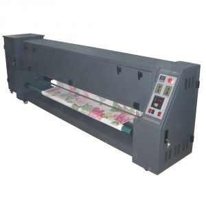 Digital Sublimition Heater for Inkjet Textile Printer-SR3200(3200mm Flag Making Machine)