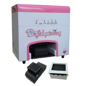 Nail Art and Adornment Printer(Multifunctional,With PC Inside)