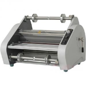 "380mm(15"") Fast Heating-up Desktop Multi-function Hot Photo Laminator"