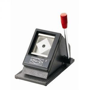 Table-type ID Passport License Photo Punch Cutter