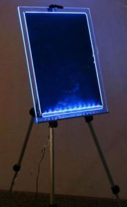 A1 Size Crystal LED Writing Board