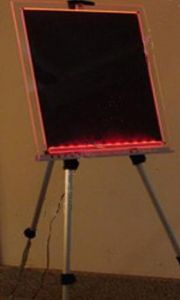 A3 Size Crystal LED Writing Board
