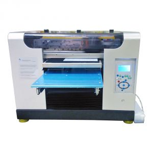 "13"" x 18.8"" A3+ Size Calca DFP1390T Economics T-shirt Flatbed Printer with Rip Software"