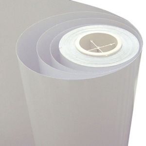 "36"" (0.914m) Glossy W/R  PVC with Self-adhesive"