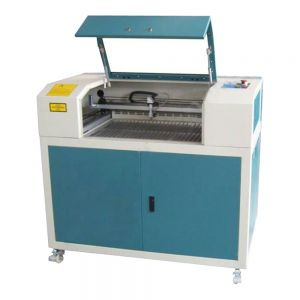 "24"" x 16"" (600mm x 400mm) Electric Up - down Lifting Laser Engraving & Cutting Machine, 50W"