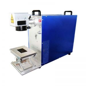 Portable Desktop Fiber Laser Marking Machine
