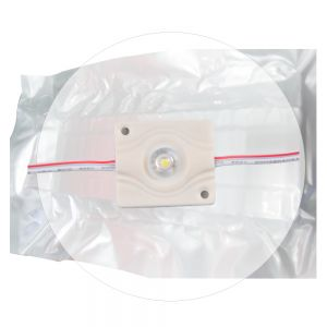 SMD 5074 High Power Waterproof LED Module (1 LED, White Light, 1.2W, L35.5 x W40mm, 1 Pack/60pcs)