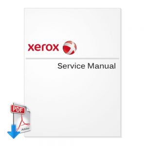 XEROX Document Centre 220, 220ST, 230, 230ST Service Manual