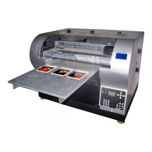 "16.5"" x 35.4"" A2 Size Calca DFP3850E Eco-solvent Flatbed Printer"