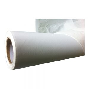 "(250gsm)High Glossy Polyester Canvas 44""(1.12m)"