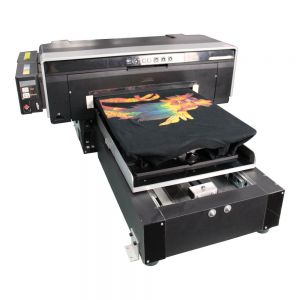 "11.7"" x 16.5"" A3 Size Calca DFP2000 T-shirt Flatbed Printer with Rip Software"