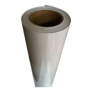 "54"" (1.37m) Bubble-free White Glue Self-adhesive Vinyl Film/Vehicle Wrap(One year warranty)"