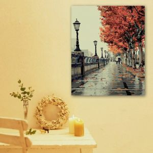 "Custom Gallery Wrapped Canvas Painting Print On Oil Canvas, Wall Art Picture (15.8"" x 23.6"",Graphics and Frames Included)"