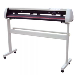 "49"" Liyu Vinyl Sign Cutter, Common Cut Function"
