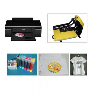 T-shirt Heat Press Kit