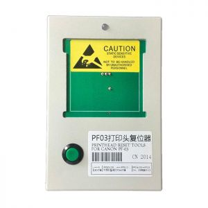 Chip Resetter for Canon PF-03 Printhead Reset Canon IPF LFP Series New (The Operation Manual Is Chinese)