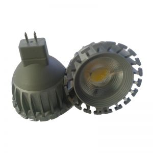 6W GU10 COB LED Ceiling Spotlight Bulb